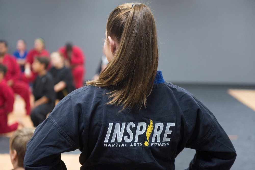 Inspire Martial Arts and Fitness - Chesterfield