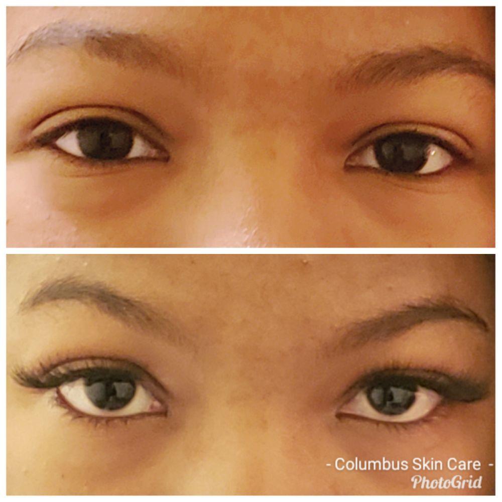 Cluster Eyelash Extensions Yelp