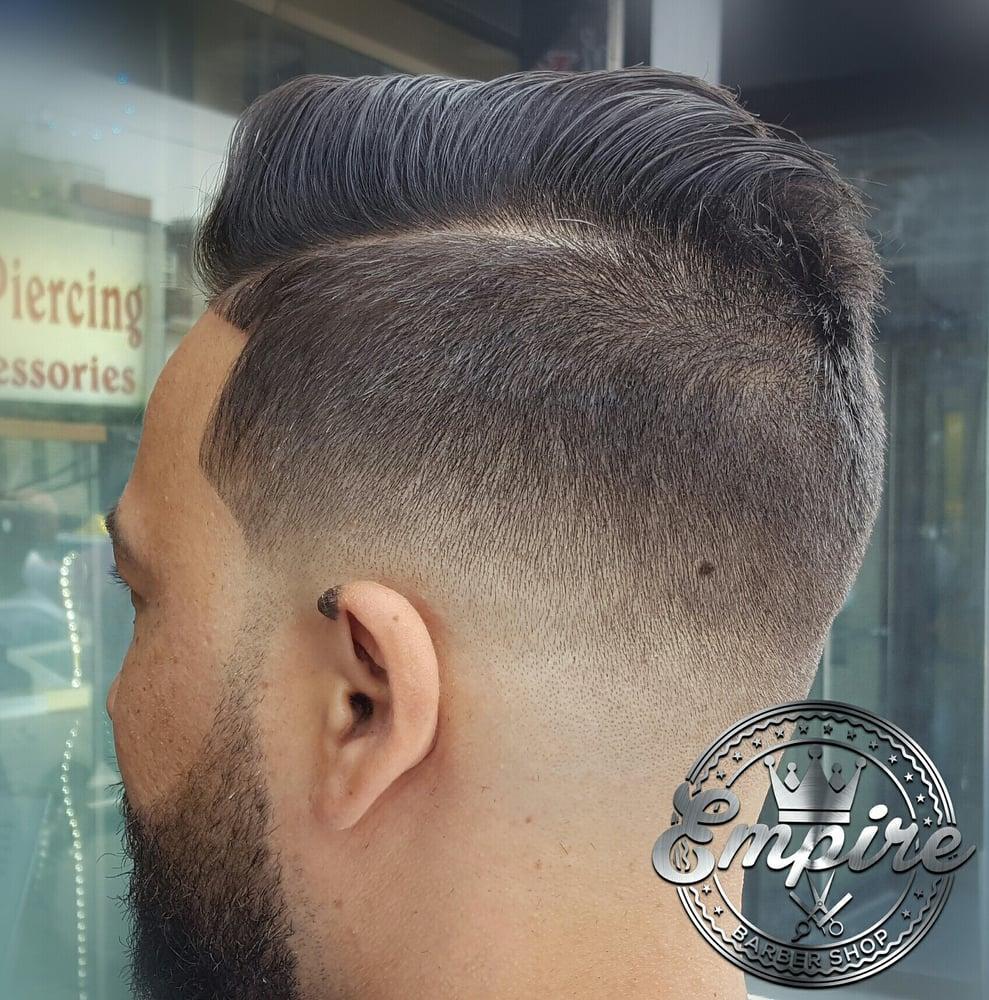 Empire Barber Shop 41 Photos Barbers 423 Queen Street W Queen