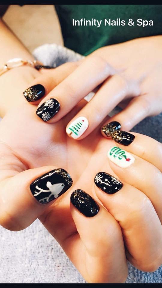 Infinity Nails & Spa - 17 Photos - Nail Salons - 9128 S Yale Ave ...