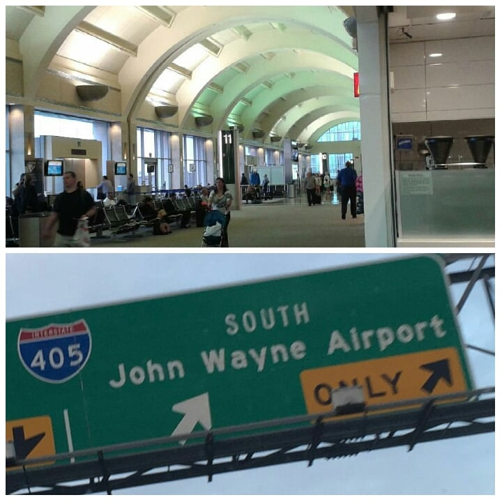 Find Restaurants Near John Wayne Airport