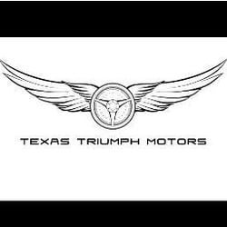texas triumph motors car dealers 145 quail run dr san