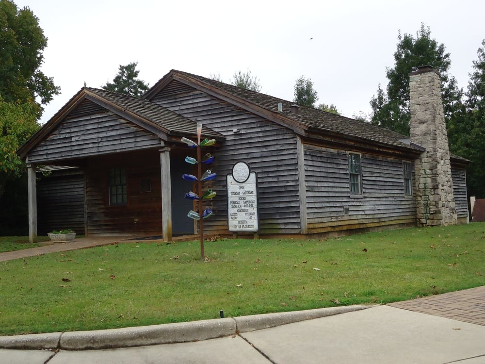 WC Handy Cabin and Museum: 620 W College St, Florence, AL