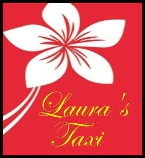 Laura's Taxi: Kailua Kona, HI
