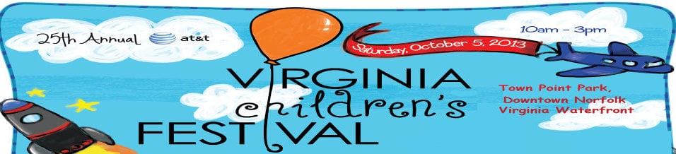 Virginia Children's Festival: 120 W Main St, Norfolk, VA