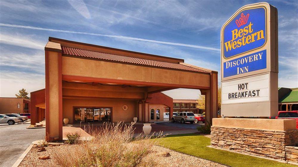 Best Western Discovery Inn: 200 E Estrella Ave, Tucumcari, NM