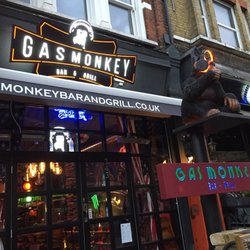 Photo Of Gas Monkey Bar And Grill London United Kingdom