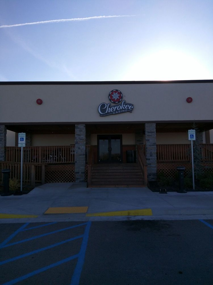 Cherokee Casino South Coffeyville: 1506 N Hwy 169, South Coffeyville, OK