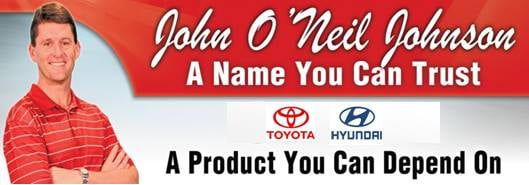 John Oneil Johnson Toyota >> John O Neil Johnson Toyota 2900 Highway 39 N Meridian Ms Car