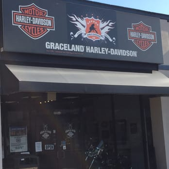 Graceland Harley Davidson Closed Motorcycle Dealers 3727 Elvis