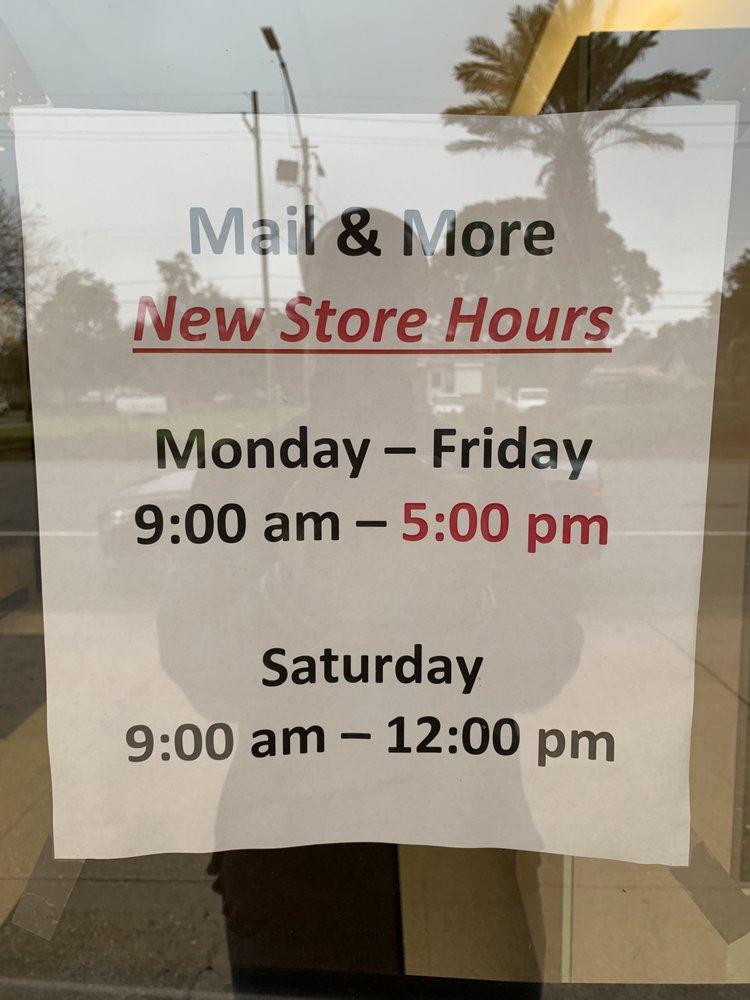 Mail & More: 141 Robert E Lee Blvd, New Orleans, LA