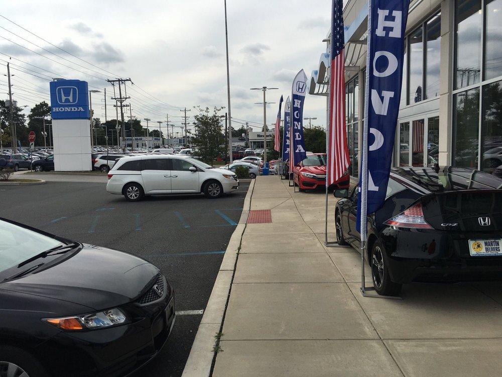 Martin Honda Newark De >> Martin Honda 10 Photos 48 Reviews Car Dealers 298 E