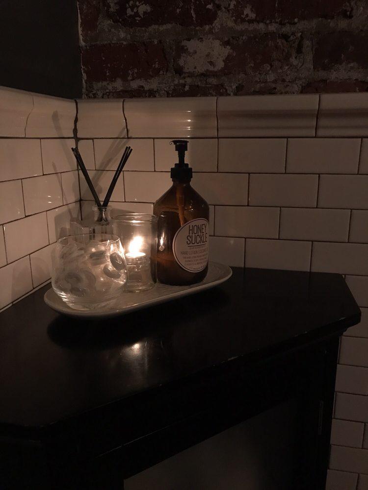 Even the bathroom has nice mood lighting - Yelp