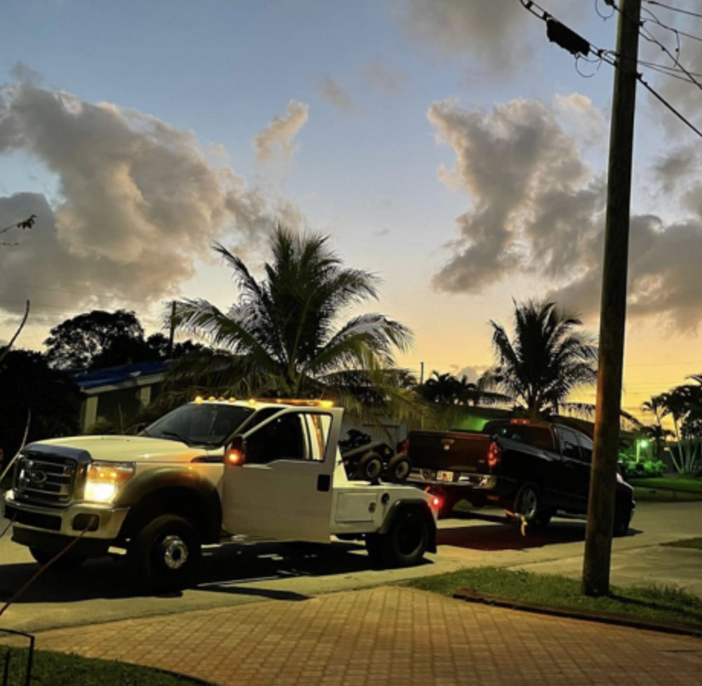 Towing business in Lauderhill, FL