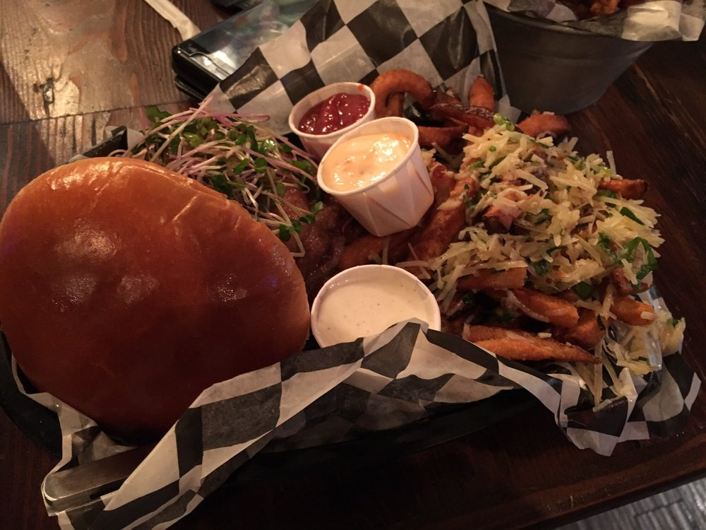 Dempsey's Burger Pub: 3700 E Douglas Ave, Wichita, KS