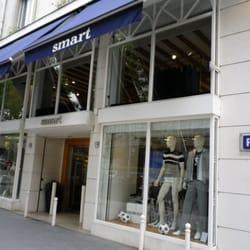 Smart Men's Clothing 46 bd Brotteaux, Brotteaux, Lyon