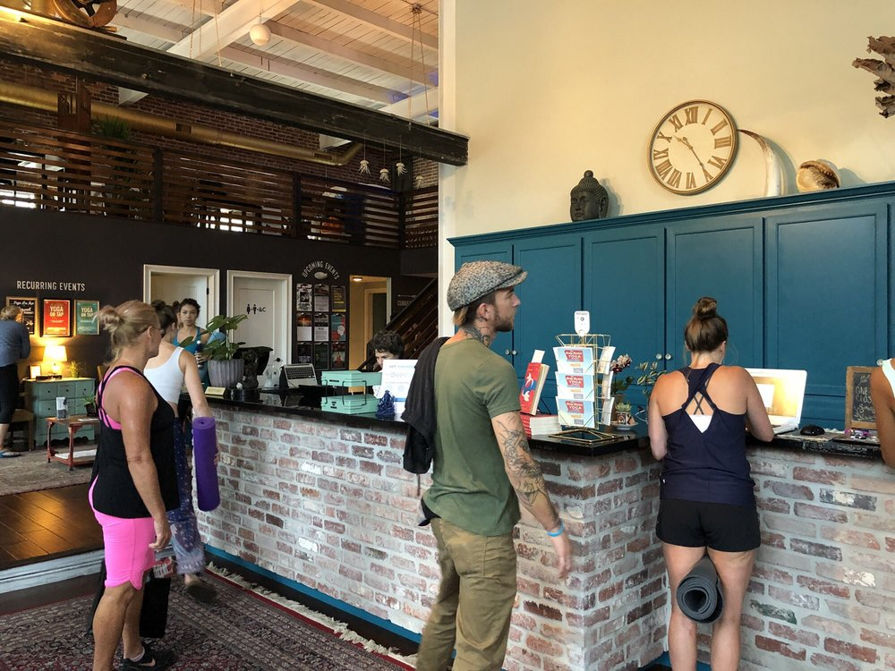 The Body Electric Yoga: 685 30th Ave N, St. Petersburg, FL