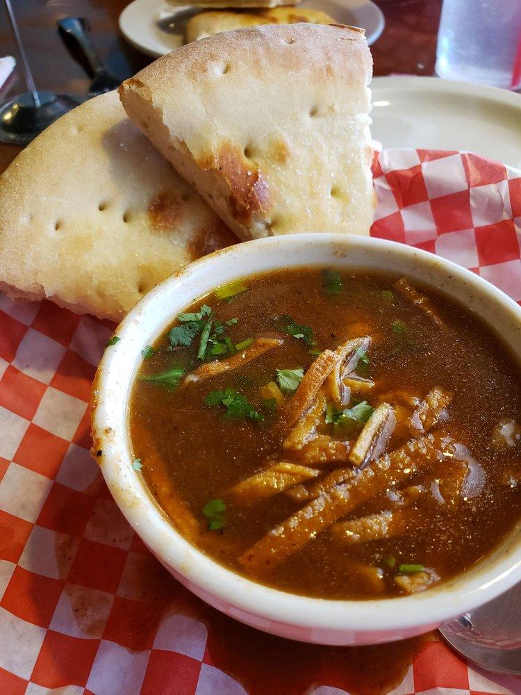 Ckn Tortilla Soup And Hawaiian Sandwich Wonderful Yelp