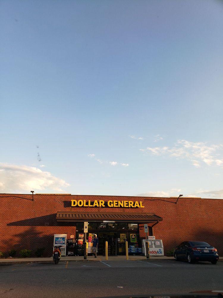 Dollar General: 4796 River Bend Rd, Claremont, NC