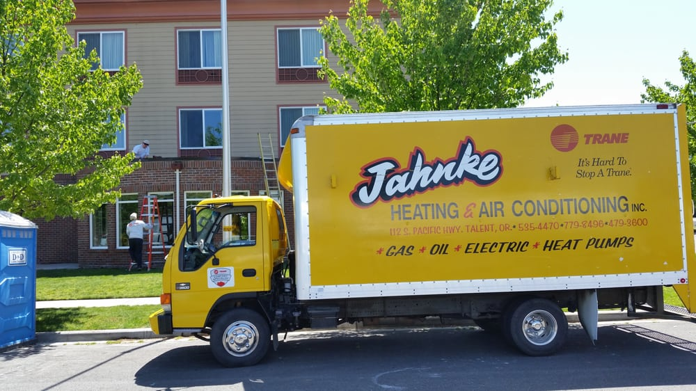 Jahnke Heating & Air Conditioning - Talent