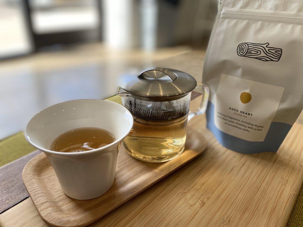 Woodshed Coffee & Tea: 7518 D N May Ave, Oklahoma City, OK
