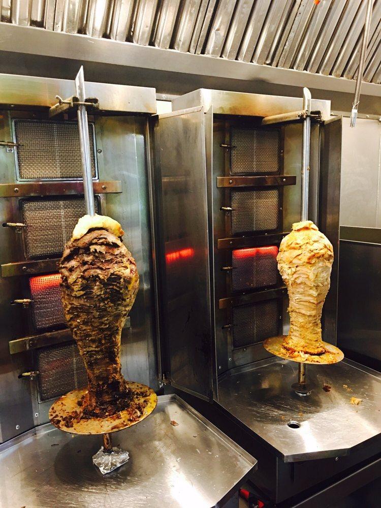 K-fash Mediterranean Cuisine: 1220 N Lindell Ave, Fayetteville, AR