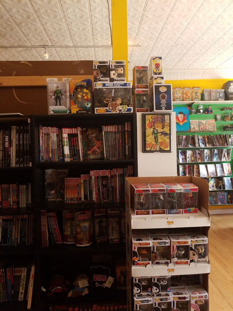 Rogue Comics: 3000 Fairfield Ave, Bridgeport, CT