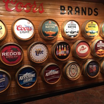 Photo Of Coors Brewery Tour   Golden, CO, United States