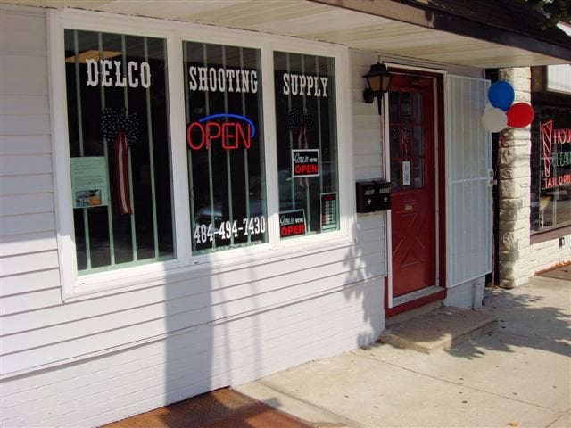 Delco Shooting Supply: 1107 Lincoln Ave, Prospect Park, PA