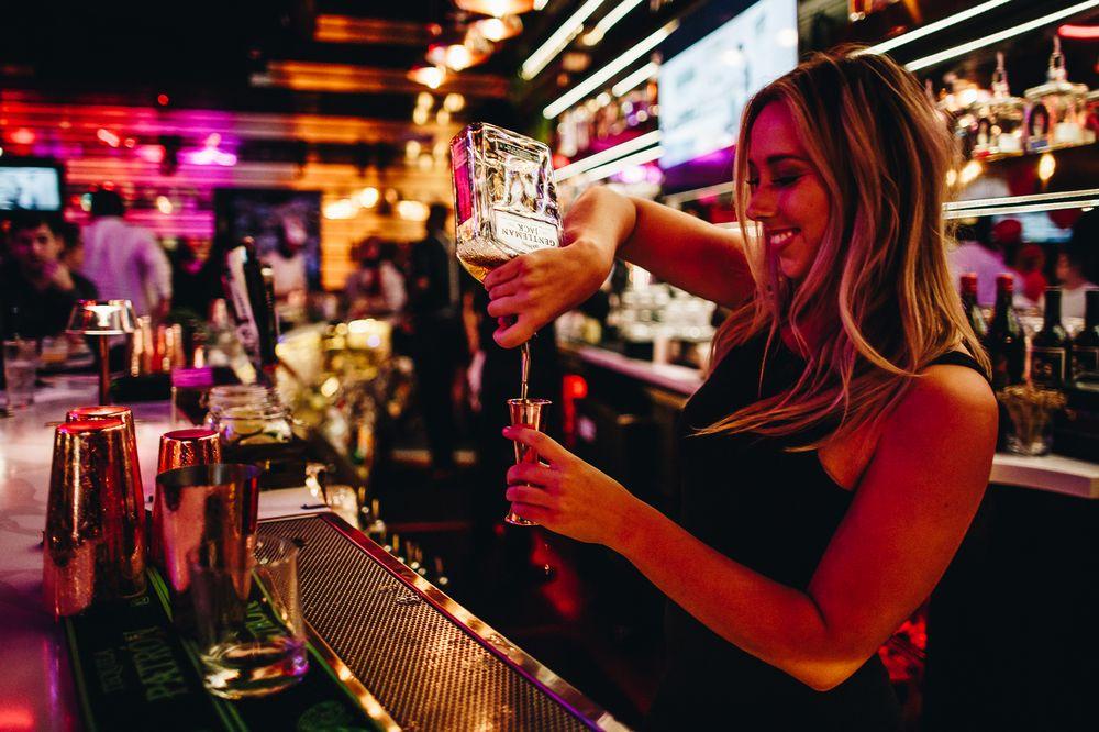 Side Bar Nightclub & Lounge: 536 Market St, San Diego, CA