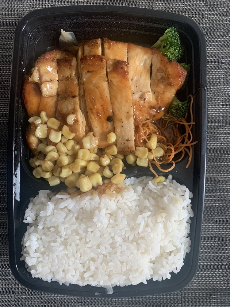 Food from Jubao Express
