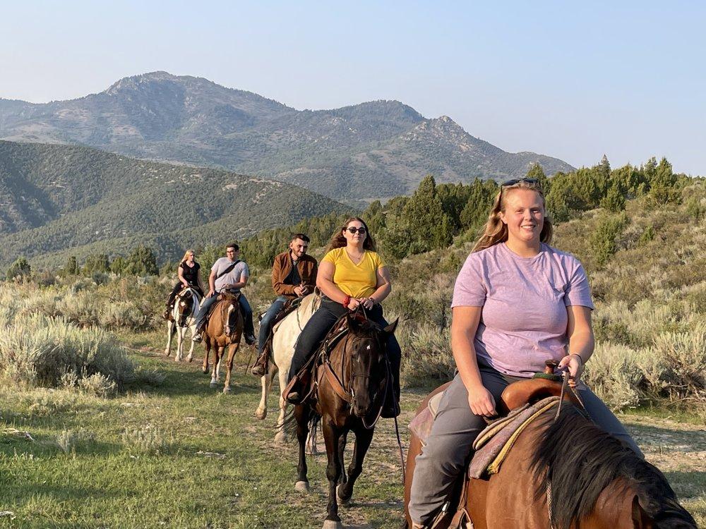 Lava Horseback Adventures: 11759 E Fish Creek Rd, Lava Hot Springs, ID