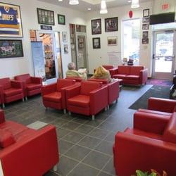 Photo Of Emerson Toyota   Auburn, ME, United States. Service Waiting Lounge.