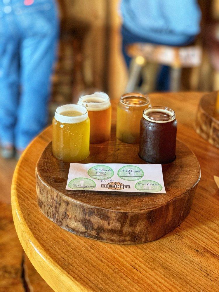 Big Timber Brewing Company: 1210 S Davis Ave, Elkins, WV