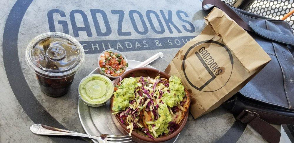 Gadzooks Enchiladas and Soup