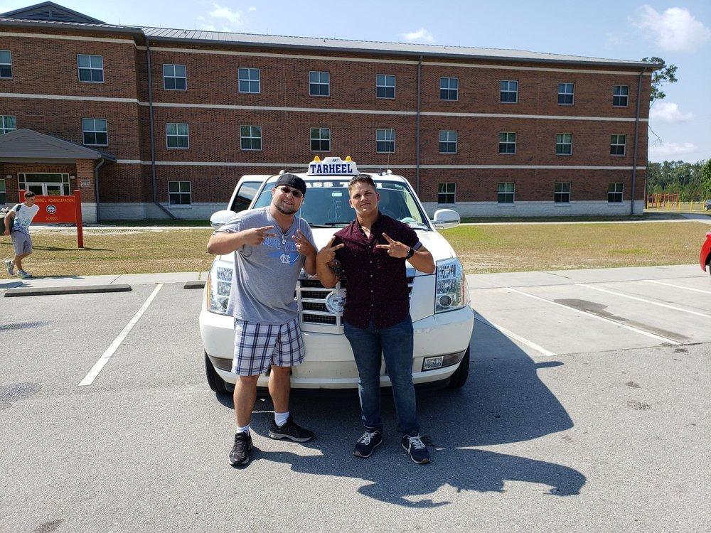 Carolina Bass Taxi: Jacksonville, NC