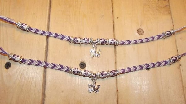 Photo Of Crafty Goodness Bracelets For A Cause Jacksonville Fl United States My Fibromyalgia Bracelet