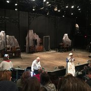 Photo Of Trinity Rep Providence Ri United States Stage For Christmas Carol
