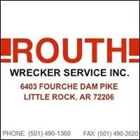 Routh Wrecker Service: 6403 Fourche Dam Pike, Little Rock, AR
