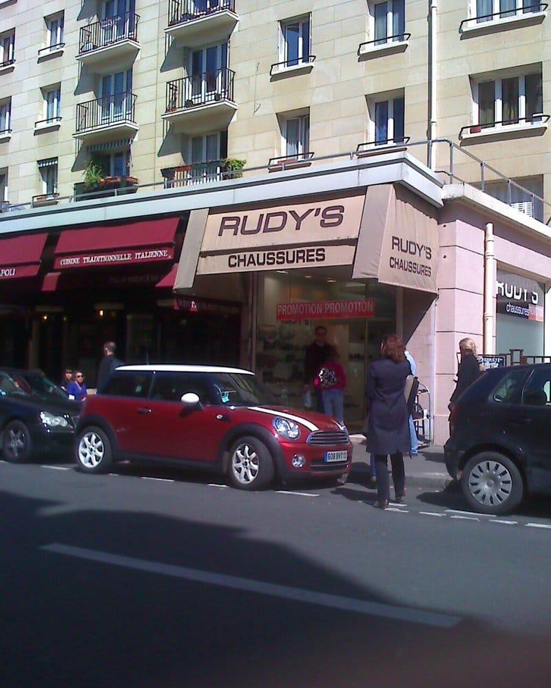 ab19a9b9c347f Rudy s - Shoe Stores - 13 rue Saint Placide