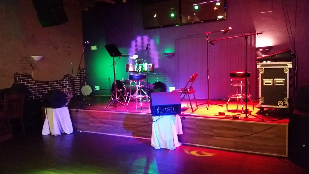 Dance Floor And Live Band On Saturday Nights Starting At 9