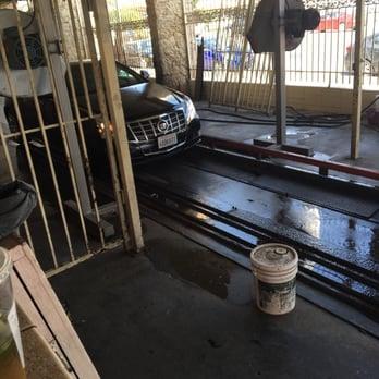 Car Wash La Cienega West Hollywood