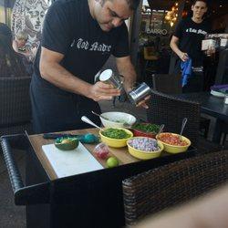 Photo Of Barrio Queen Scottsdale Az United States Tableside Guacamole