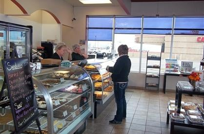Cold Spring Bakery: 103 2nd St S, Waite Park, MN