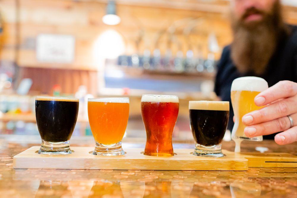 Granger City Brewing: 109 W Davilla St, Granger, TX