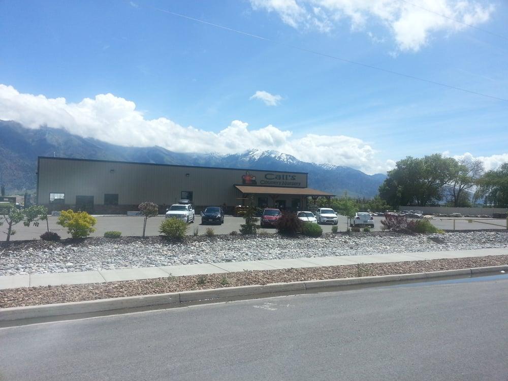 Call's Country Nursery: 9880 N 5200th W, Tremonton, UT