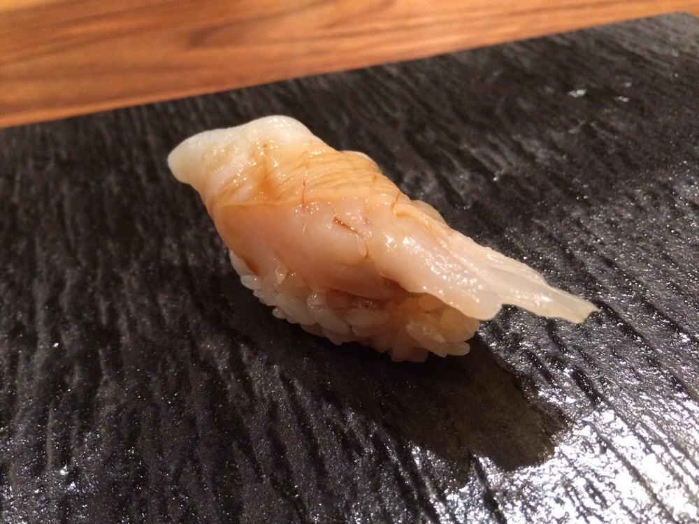 Giant clam sushi - Yelp  Giant