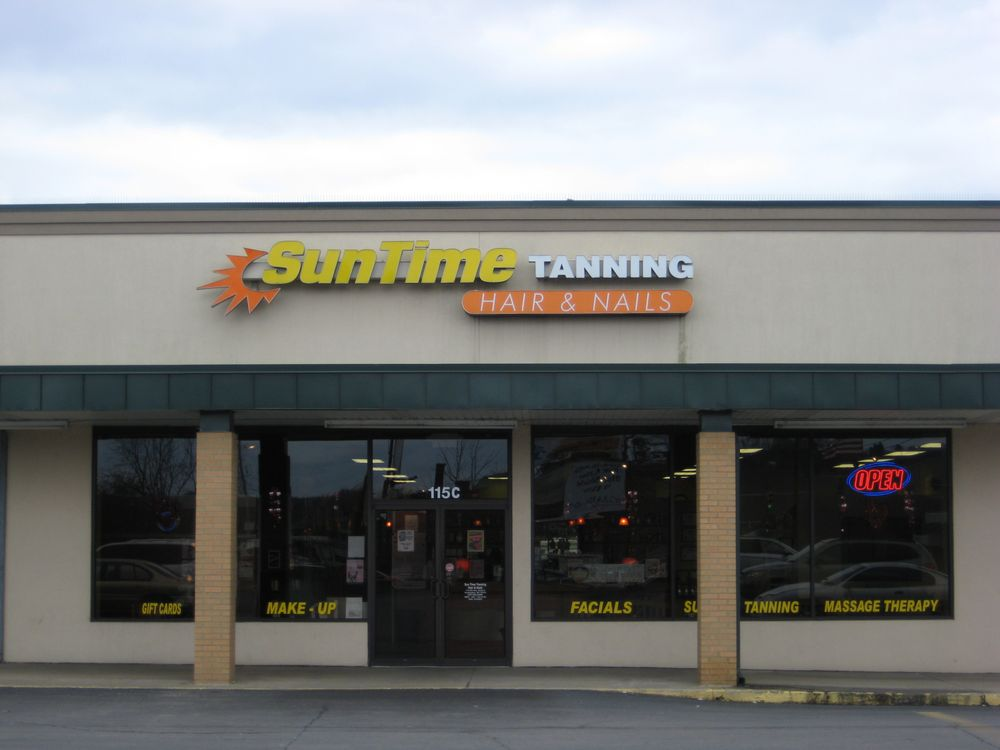 Sun Time Tanning Hair & Nails: 115 6th Ave, Huntington, WV