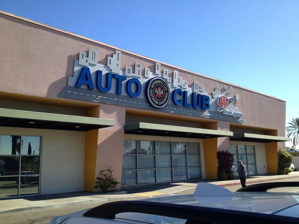 Automobile club insurance near me