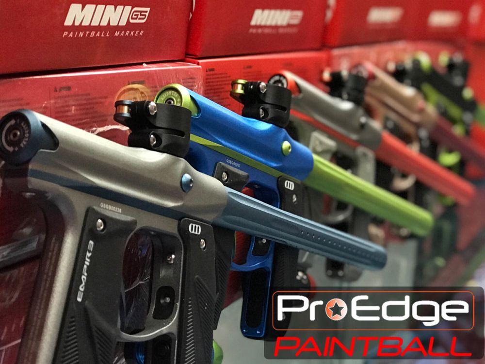 Pro Edge Paintball Store: 14914 Nw Fwy, Houston, TX